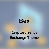 Bitcoin Exchange Website Theme